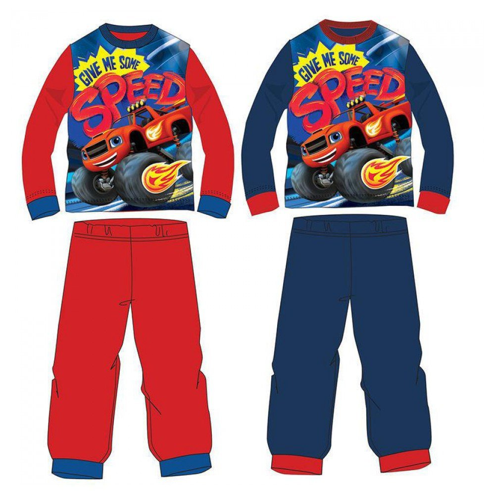 pijama-polar-blaze-monster-machine-speed-surtido