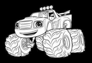 dibujos-de-blaze-y-los-monster-machine-para-colorear